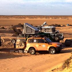 Bivouac Afri4x4 Sahara Occidental